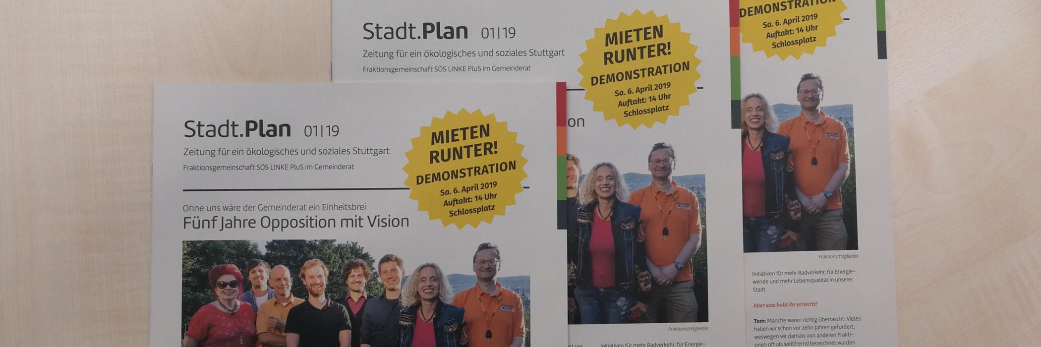 FrAKTION im Gemeinderat Stuttgart